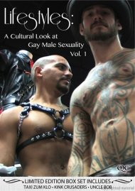 Lifestyles: A Cultural Look At Gay Male Sexuality - Volume One