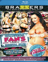 Brazzers Fan's Choice Special Edition (Blu-ray + DVD Combo)