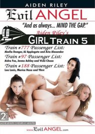 Aiden Riley's Girl Train 5 Porn Video