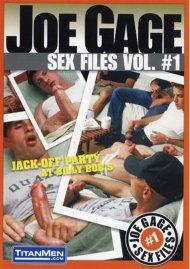 Joe Gage Sex Files 1: Jack-Off Party at Billy Bob's