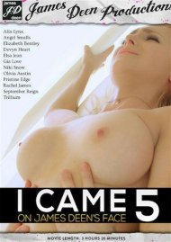 I Came On James Deen's Face 5 Porn Video