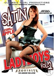 Satin Ladyboys Vol. 2