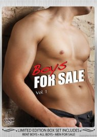 Boys For Sale: Volume One
