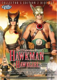 XXX Adventures Of Hawkman & Hawkgirl, The