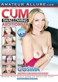 Cum Swallowing Auditions Vol. 16