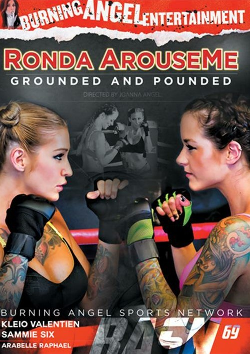Ronda ArouseMe: Grounded And Pounded
