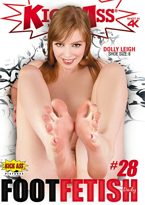 Foot Fetish Daily Vol. 28