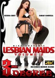 Lesbian Maids Volume 2