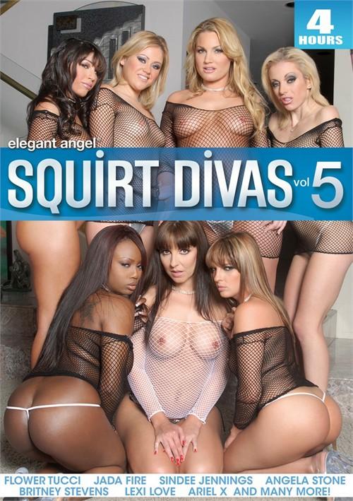 Squirt Divas Vol. 5