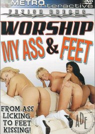 Worship My Ass & Feet Porn Video