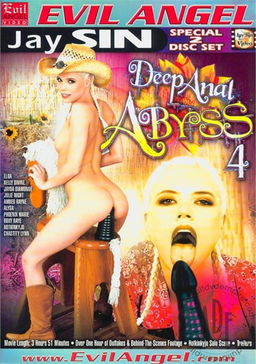 Deep Anal Abyss 4