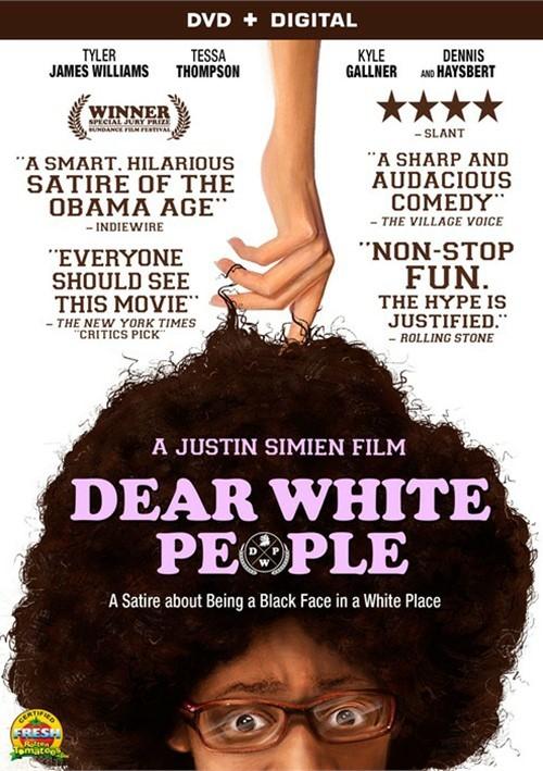 Dear White People (DVD + UltraViolet)