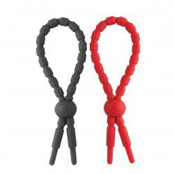 Ram Ultra Clinchers - Red And Black - 2 Each Per Pack