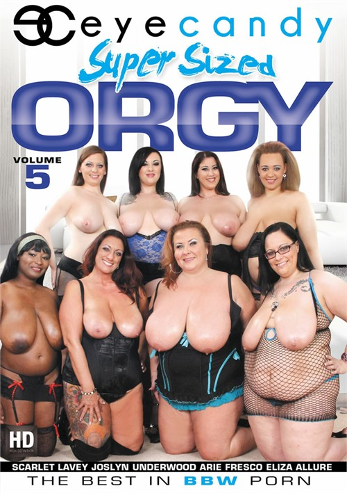 Super Sized Orgy Vol. 5