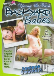 Young & Fresh Backyard Babes Porn Video