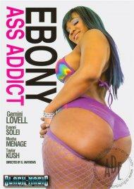 Ebony Ass Addict Porn Video