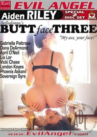 Belladonna's Butt Face Three Porn Video