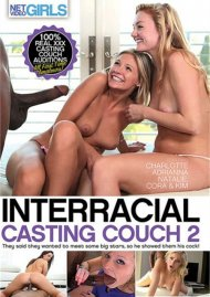 Interracial Casting Couch 2 Porn Video