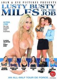 Buy Lusty Busty MILFs On The Job