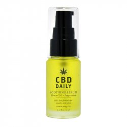 Earthly Body CBD Daily Soothing Serum Oil Treatment - 20ml