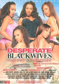 Desperate Black Wives Trilogy Collection