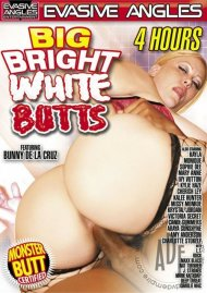 Big Bright White Butts Porn Video
