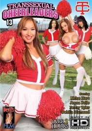 Transsexual Cheerleaders 13 Porn Video