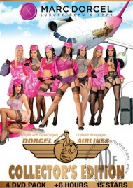 Dorcel Airlines Collector's Edition 4-Pack