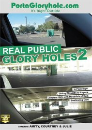 Real Public Glory Holes 2 Porn Movie