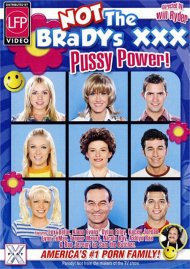 Not The Bradys XXX: Pussy Power Porn Video