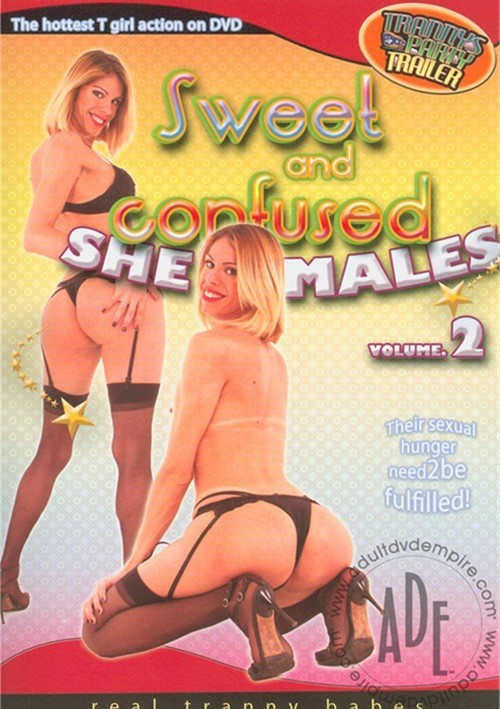 shemale sluts and sweethearts 2 dvd № 70384