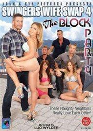 Swingers Wife Swap 4: The Block Party Porn Video