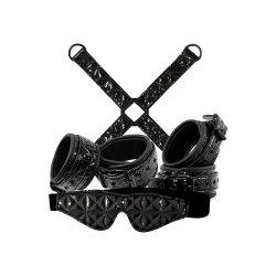 Sinful Bondage Kit - Black