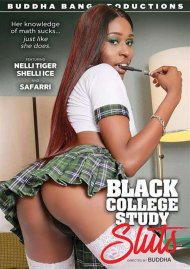 Black College Study Sluts Porn Video