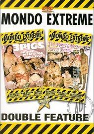 Mondo Extreme: 3 Pigs & Fat Piggys Pizza Pussy Party Porn Video