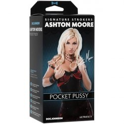 Ashton Moore UR3 Pocket Pussy Sex Toy