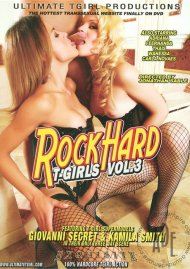 Rock Hard T-Girls Vol. 3