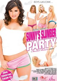 Sunny's Slumber Party Porn Video