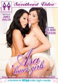 Asa Loves Girls Porn Video