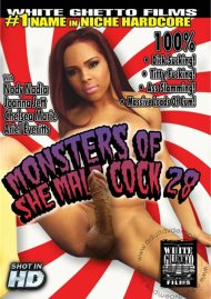 Monsters Of She-Male Cock 28