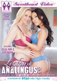 Lesbian Analingus 3