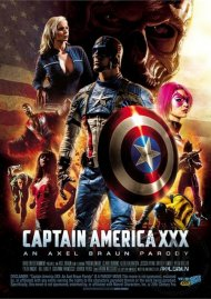 Captain America XXX: An Axel Braun Parody Porn Movie