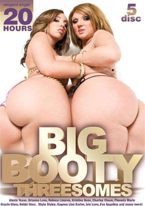 Big Booty Threesomes