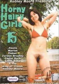 Horny Hairy Girls 15