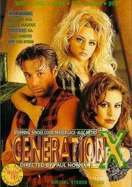 Generation X Porn Video