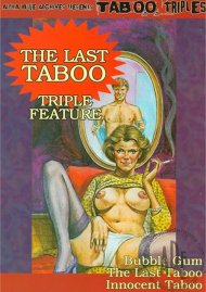 Last Taboo, The: Triple Feature Porn Video