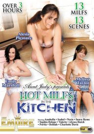 Hot MILFS In The Kitchen