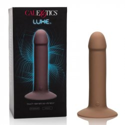 Luxe: Touch-Sensitive Vibrator - Caramel