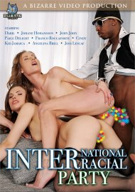 International Interracial Party Porn Video