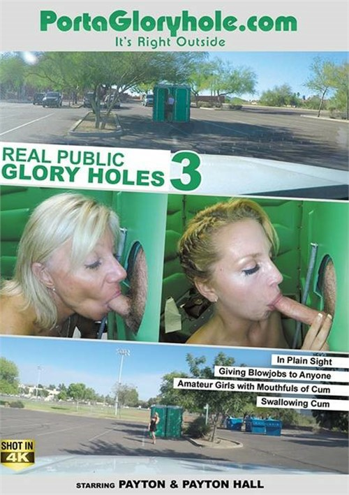 Real Public Glory Holes 3